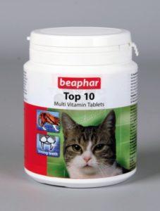 мультивитаминный комплекс беофар для кошек