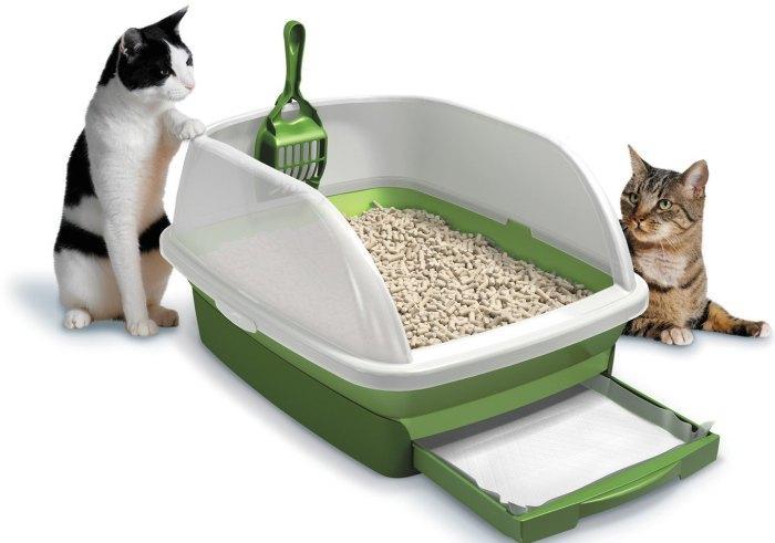 древесный комкующийся наполнитель для кошачьего туалета