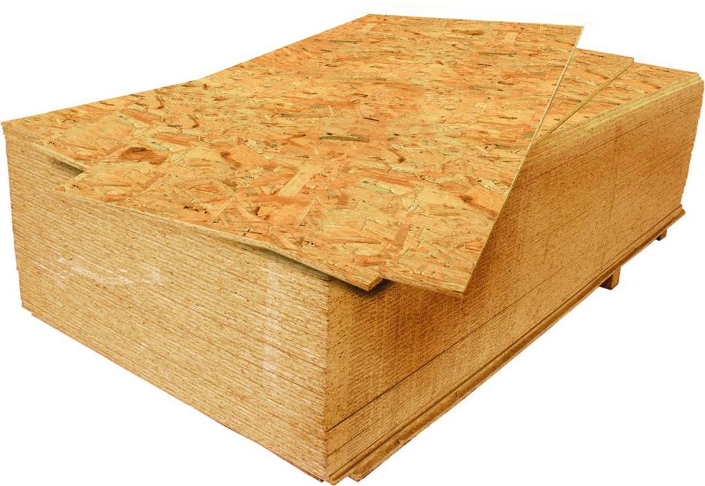 OSB листы для обшивки стен
